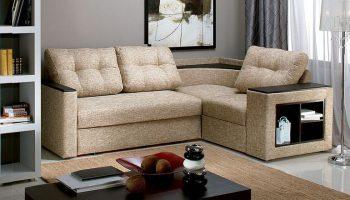 Какой диван лучше всего подойдет для однокомнатной квартиры
