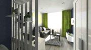 Как сделать современный ремонт в панельной квартире дёшево