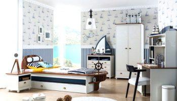 Как использовать морские мотивы для летнего обновления интерьера квартиры