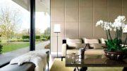 Обивка мебели, ковры и шторы: как сочетать в интерьере разные текстуры