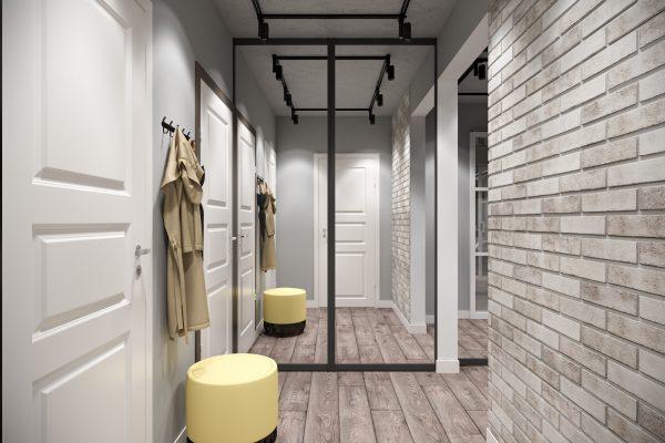 Светлая прихожая: лучшие идеи дизайна, которые украсят любой интерьер (70+ фото)