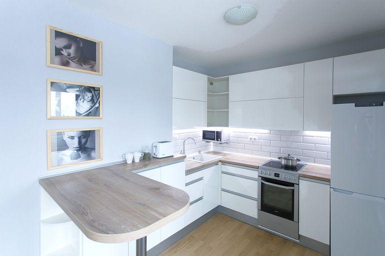 Можно ли переносить кухню в другую комнату?