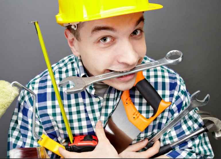 Бытовой ремонт в квартире, а может нанять «мужа на час»?