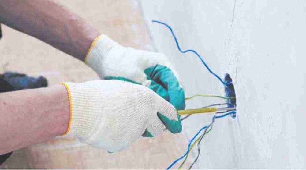 Монтаж электропроводки в квартире своими руками