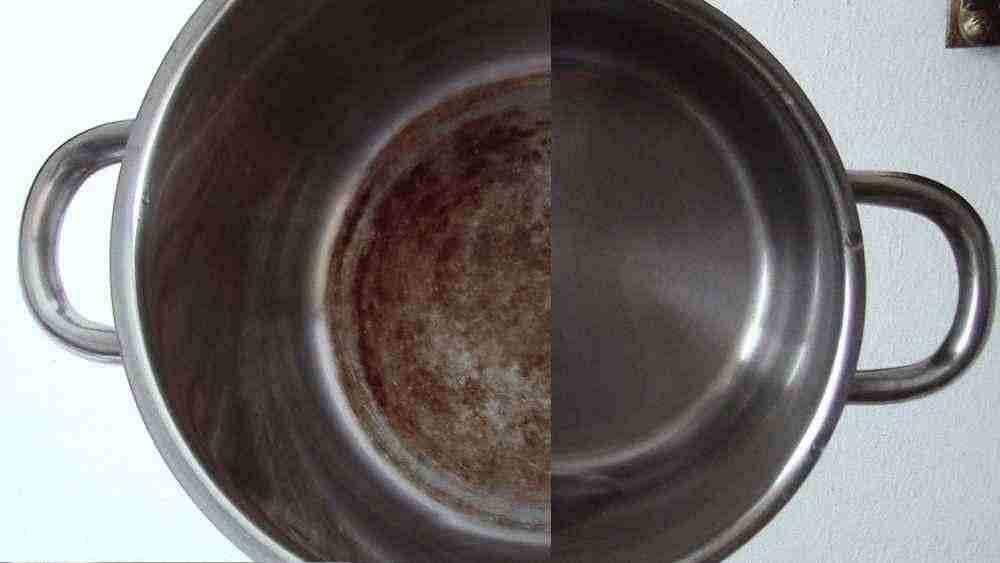 Алюминиевая посуда. Как чистить быстро и без хлопот.