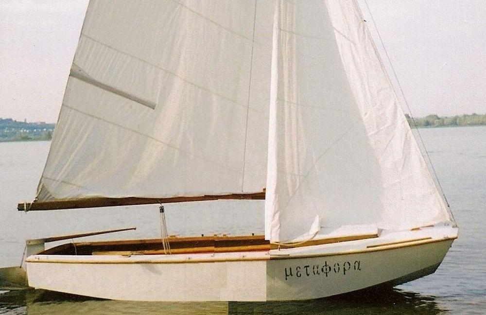 Яхта своими руками из фанеры по проекту «Каравелла»
