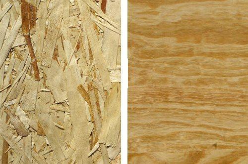 ОСБ или фанера на пол. Сравнение и преимущества материалов. Выбор толщины. Виды монтажа
