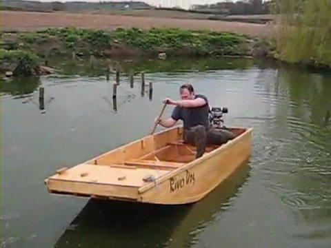 Самодельные лодки из фанеры под мотор: материалы и детали, сборка
