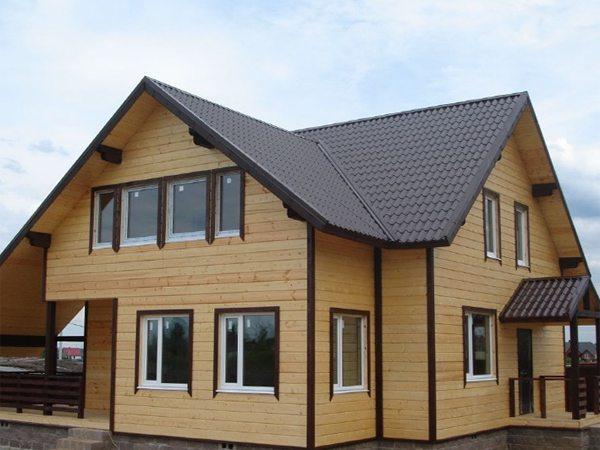 Дом из фанеры: технология выполнения строительных работ, укладка фундамента, постройка и отделка
