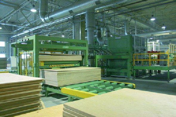 Заводы по производству фанеры в России: особенности производства