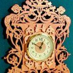 Корпус для часов из фанеры