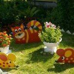 Поделки для детской площадки из фанеры