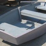 Самодельная лодка-плоскодонка из фанеры