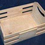 Ящик для овощей из фанеры