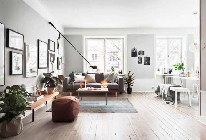 Эстетика скандинавского стиля в интерьере