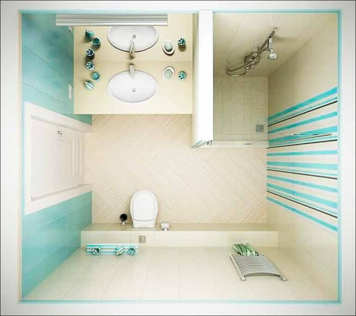 Как быть если ванная комната очень маленькая