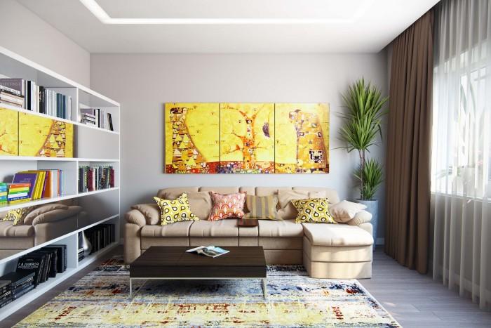 Обновляем домашний интерьер без ремонта