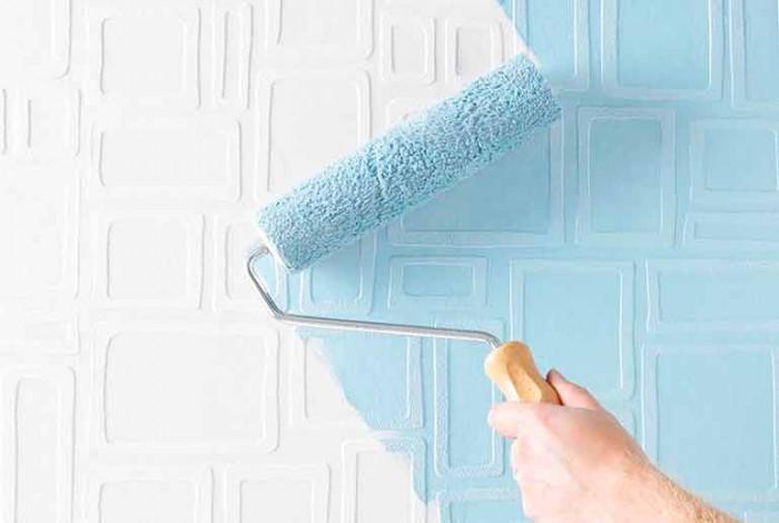 стены обои или краска