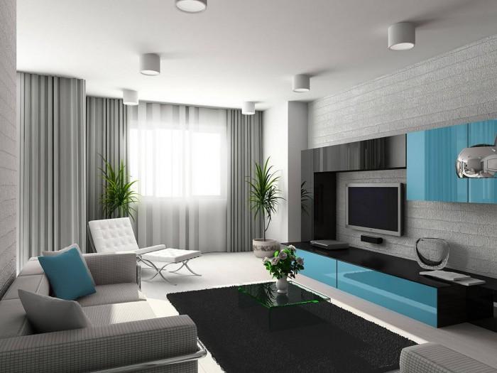 Важные моменты в интерьере вашей гостиной