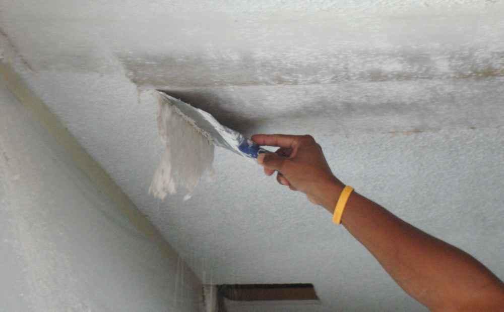 Демонтируем старые покрытия