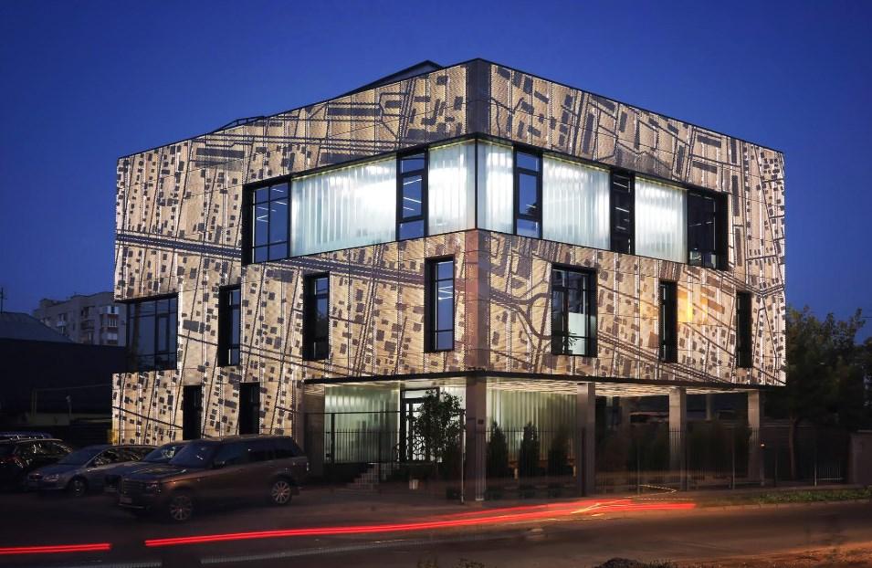 Отделка фасадов зданий: эстетический вид вашего дома