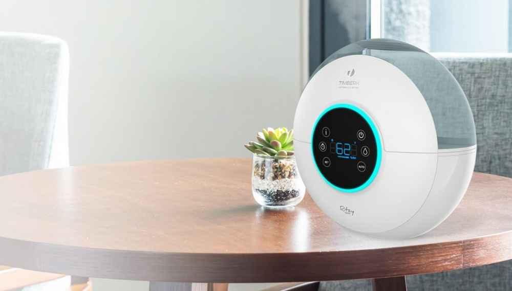 Как изменить в квартире влажность воздуха