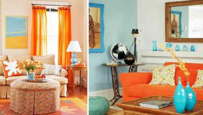 Цветовое сочетание в интерьере и его главные особенности