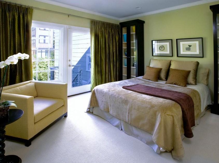 Как правильно подобрать палитру цветов для спальни?