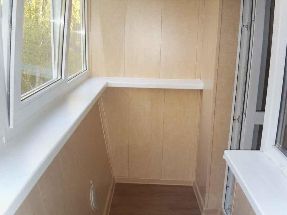 Что обязательно надо знать при отделке балкона самостоятельно