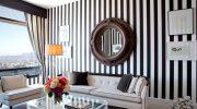 Как использовать модную полоску в интерьере квартиры, чтобы не перестараться