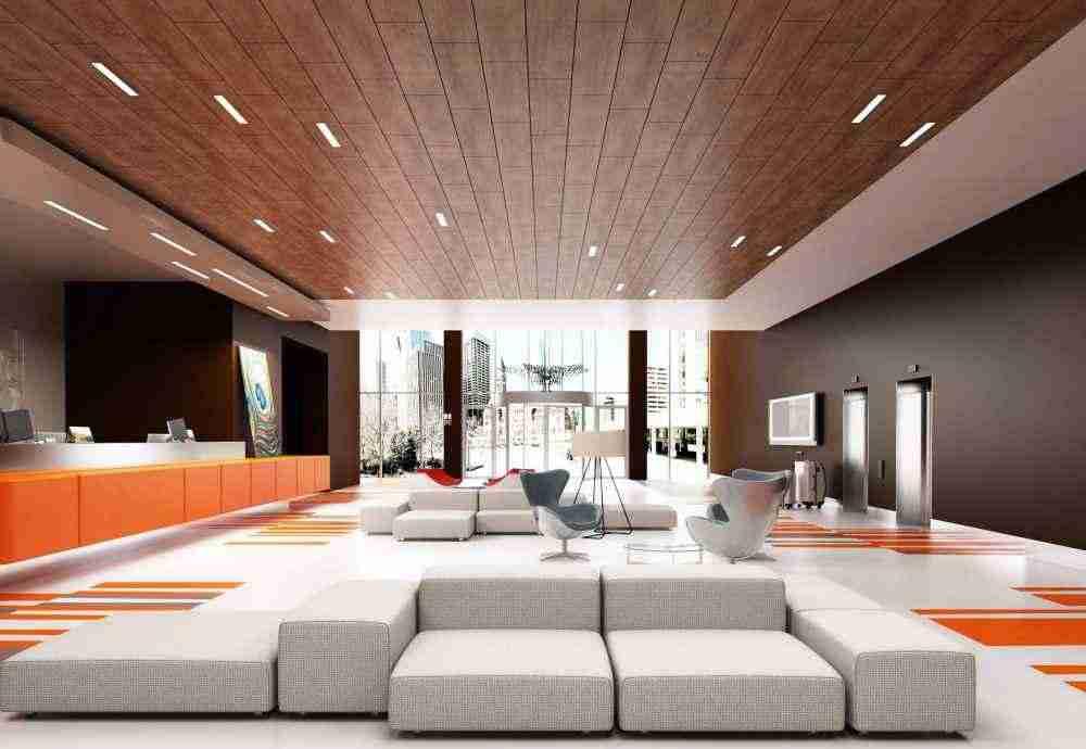 Потолок как элемент общего дизайна
