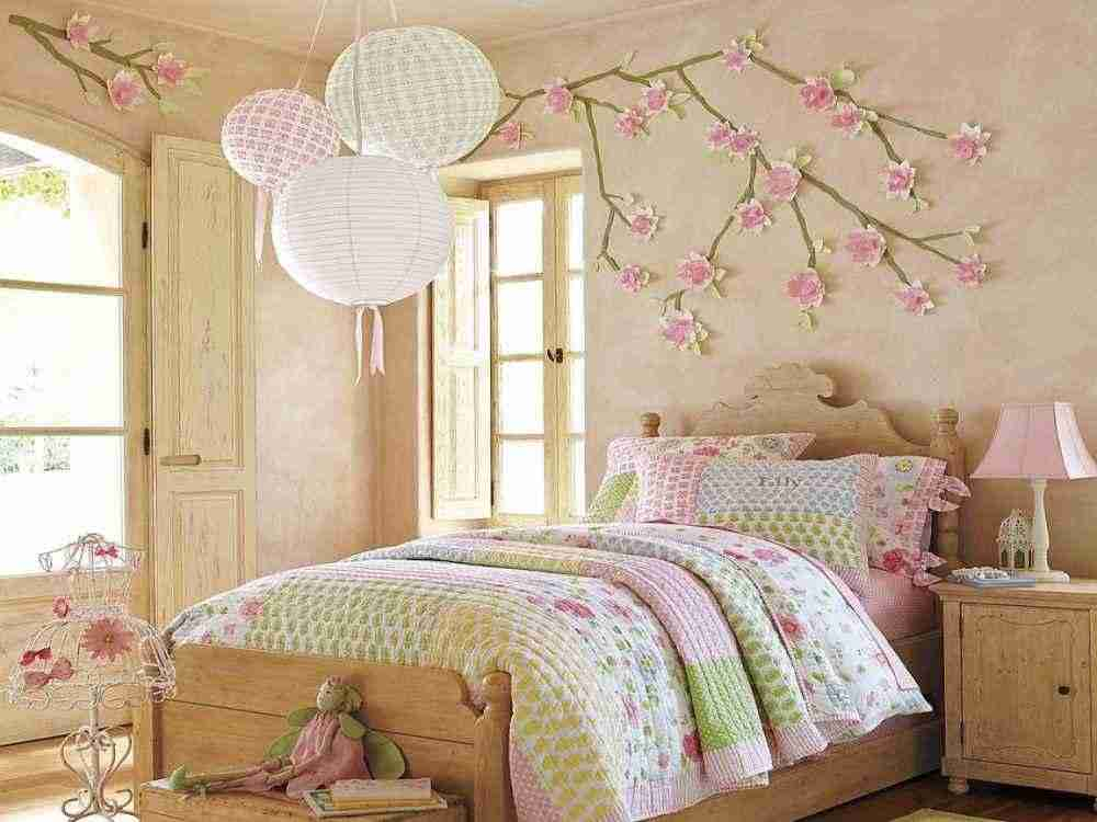 Идеи для декорирования детской комнаты