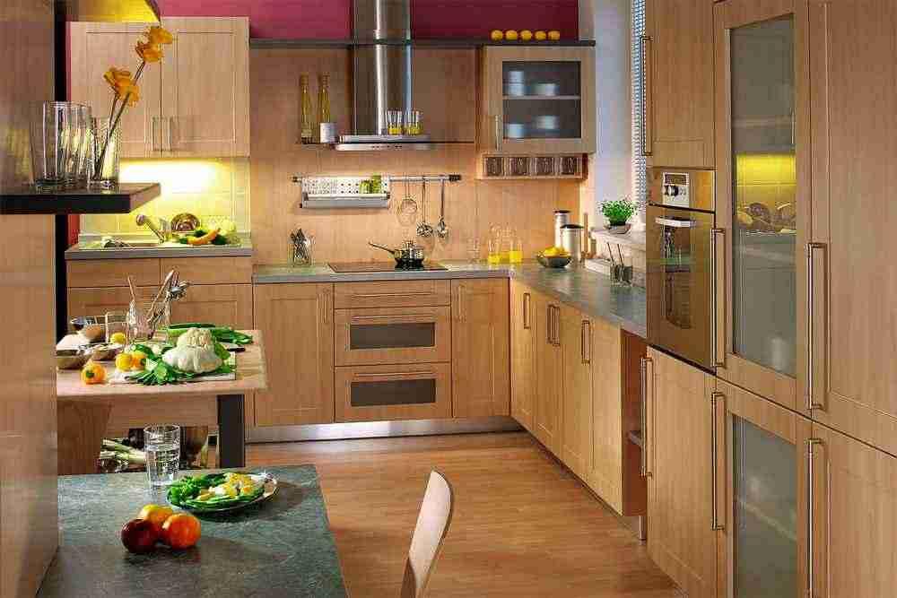Как подобрать кухонный гарнитур: рекомендации