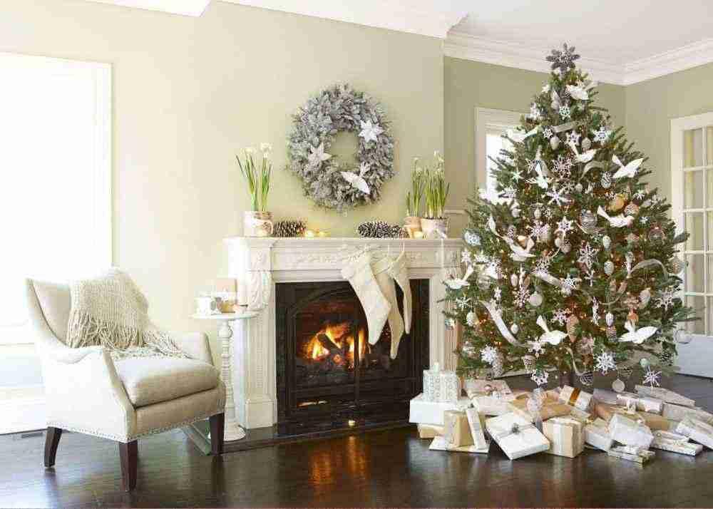 Как украсить свой дом к новогодним праздникам