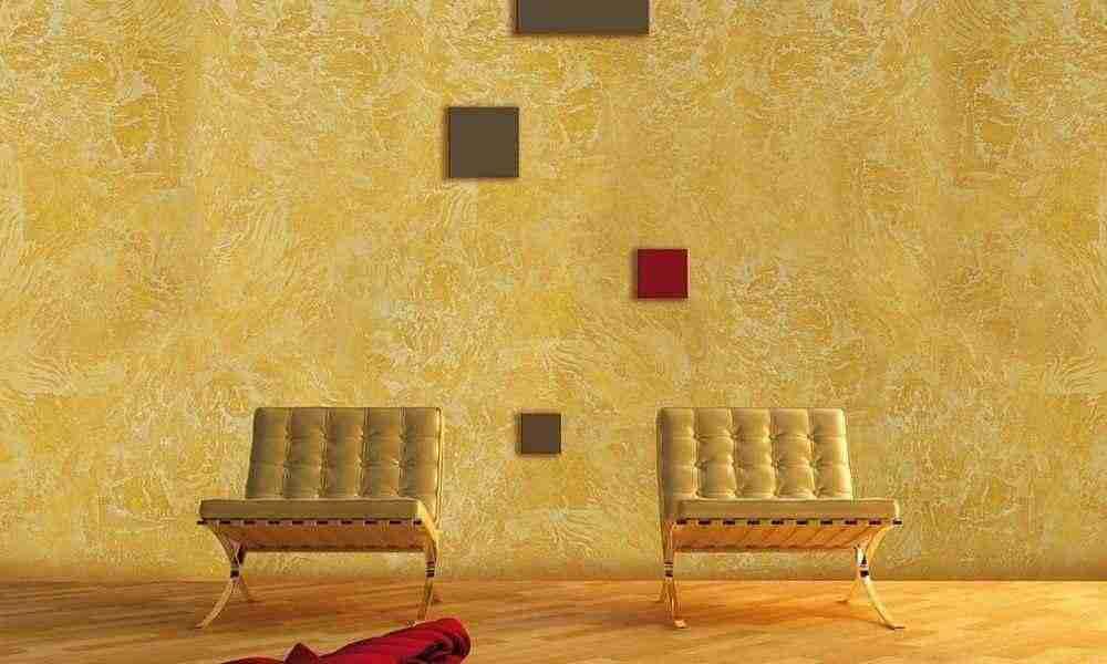 Декоративная штукатурка, как основной вид отделки помещения
