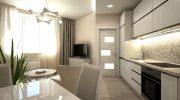 Чем опасен кухонный гарнитур с высотой «в потолок»