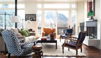 Почему не стоит расстанавливать мебель вдоль стен