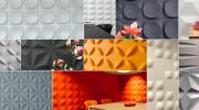 3d панели на стены — виды и основные правила использования