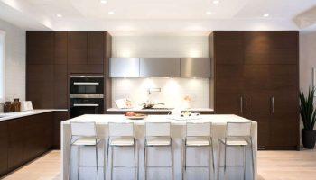 5 правил эргономичной расстановки мебели на кухне
