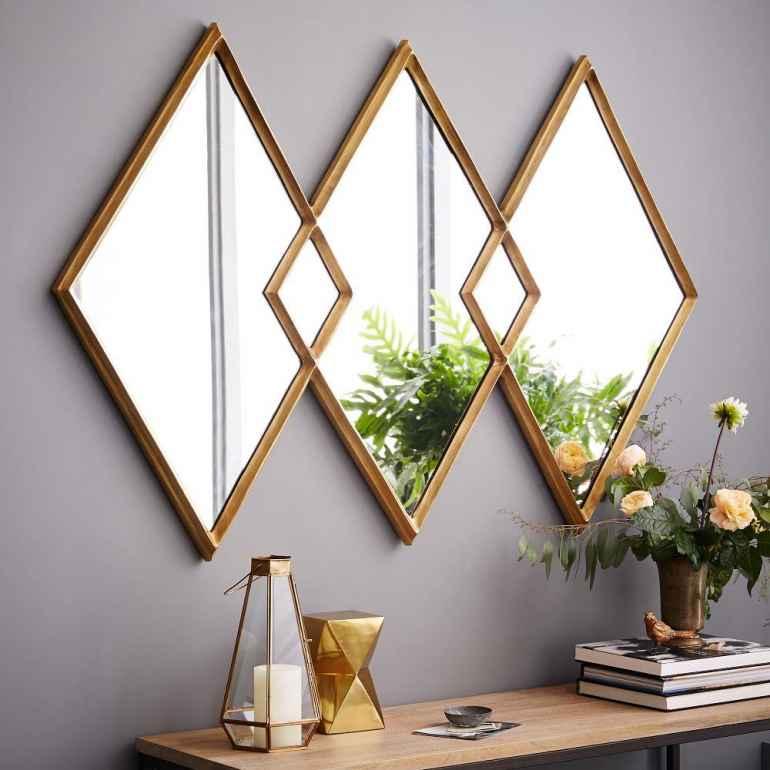 5 идей как превратить зеркала в изюминку интерьера