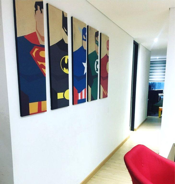 5 проверенных схем развески фотографий, которые подойдут для любой квартиры
