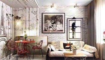 Почему стиль лофт — не самый лучший выбор для квартиры стандартной планировки