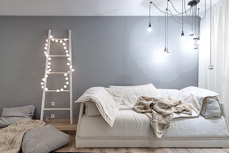 Как обновить интерьер квартиры простой заменой освещения