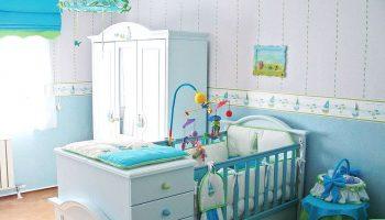 Комната для новорожденного: 10 аксессуаров, без которых никак не обойтись
