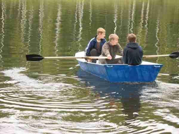 Активный отдых на воде, что может быть интереснее!