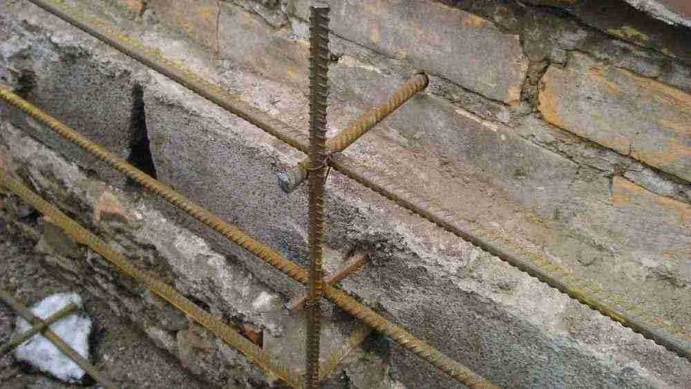 Как провести своевременный ремонт разрушающегося фундамента