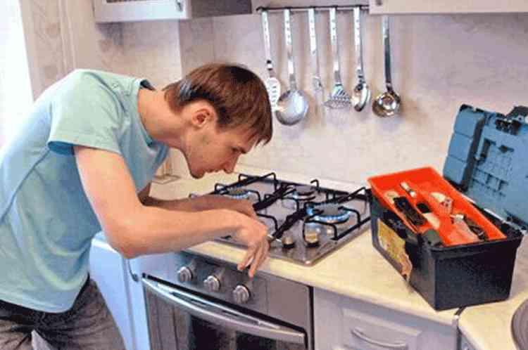 Стоит ли переживать жильцам, у которых дома стоит газовая плита?