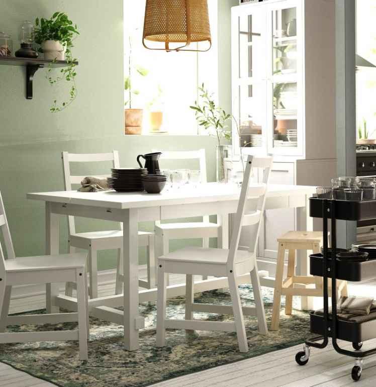Мебель из Икеи для хрущёвки, необычные комбинации