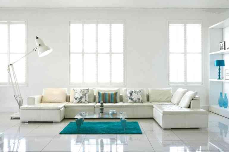 Как правильно дозировать белый цвет чтобы избежать эффекта «больничной палаты» в интерьере