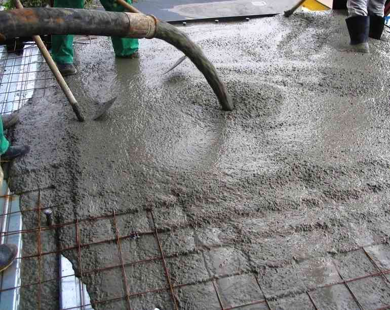Как проверить качество строительной смеси?